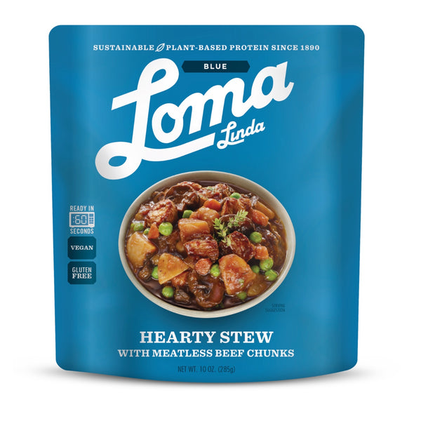 Loma Linda Ready Meal -Hearty Stew