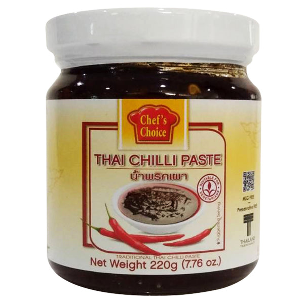 Chef's Choice Thai Chilli Paste