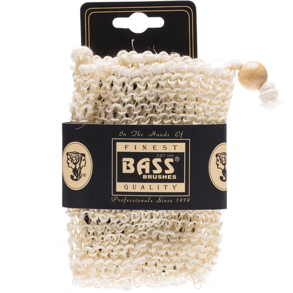 Bass Sisal Soap Holder Pouch