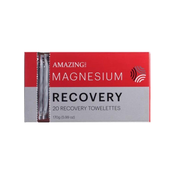 Amazing Oils Magnesium Recovery Wipes