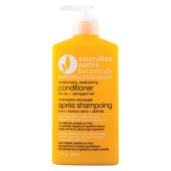 Australian Native Botanicals Yellow Moisturising Replenishing Conditioner