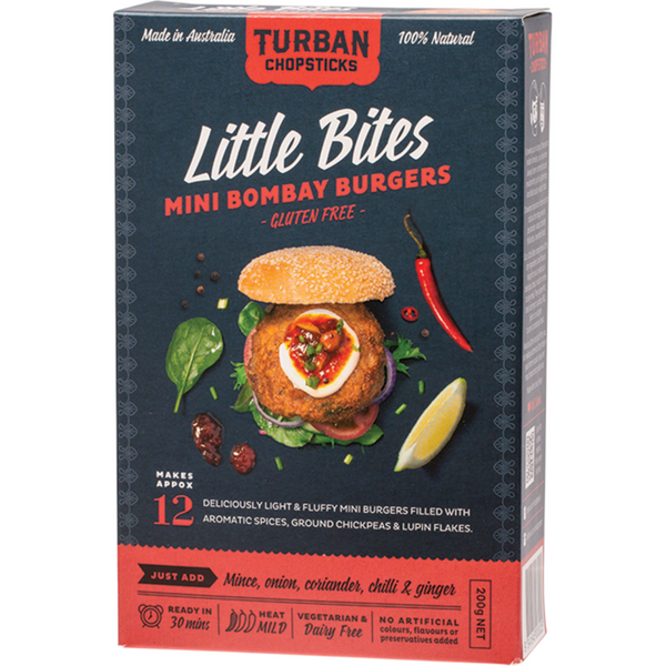 Turban Chopsticks Little Bites Mix
