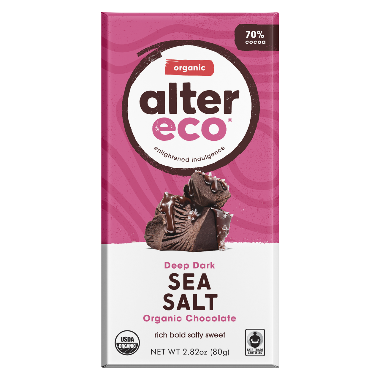 Alter Eco Dark Organic Chocolate