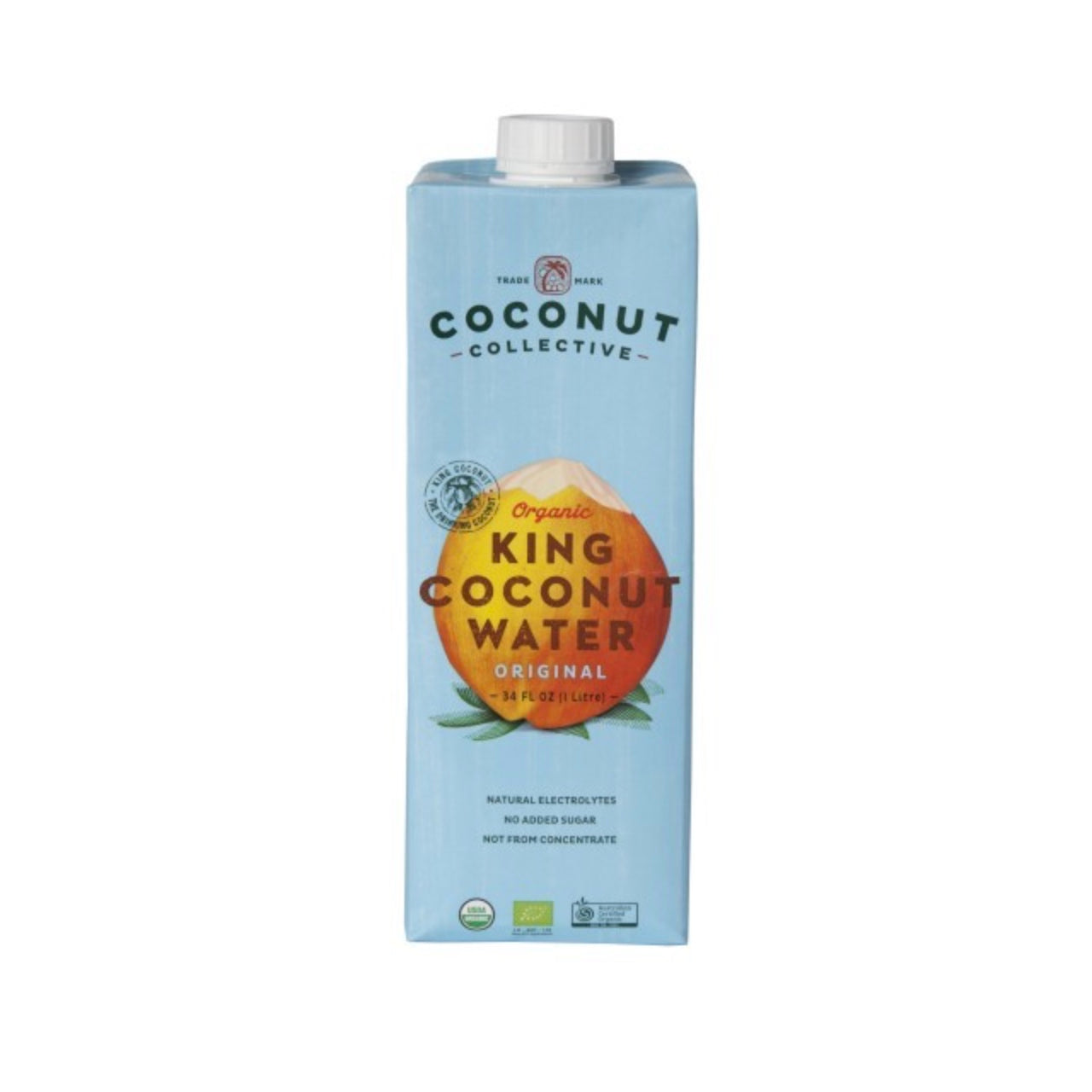 King Coconut Water - Best Before 3rd September 2018
