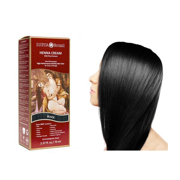 Surya Henna Hair Colour