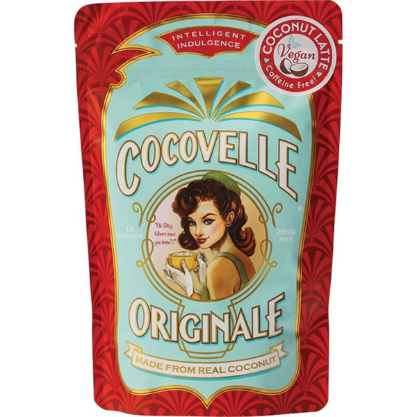 Cocovelle Coconut Latte -Best Before December 2018
