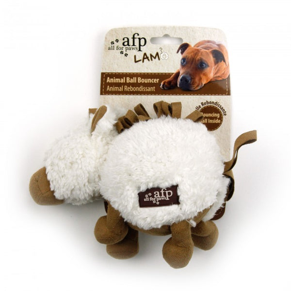 Cuddle Ball Dog Toy - Horse