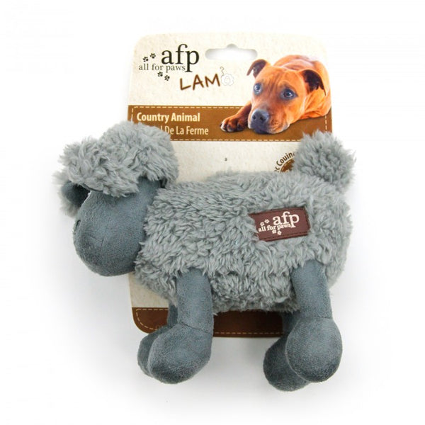 Cuddle Farm Dog Toy - Sheep