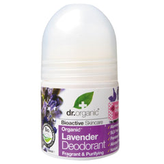 Dr Organic Roll On Deodorant