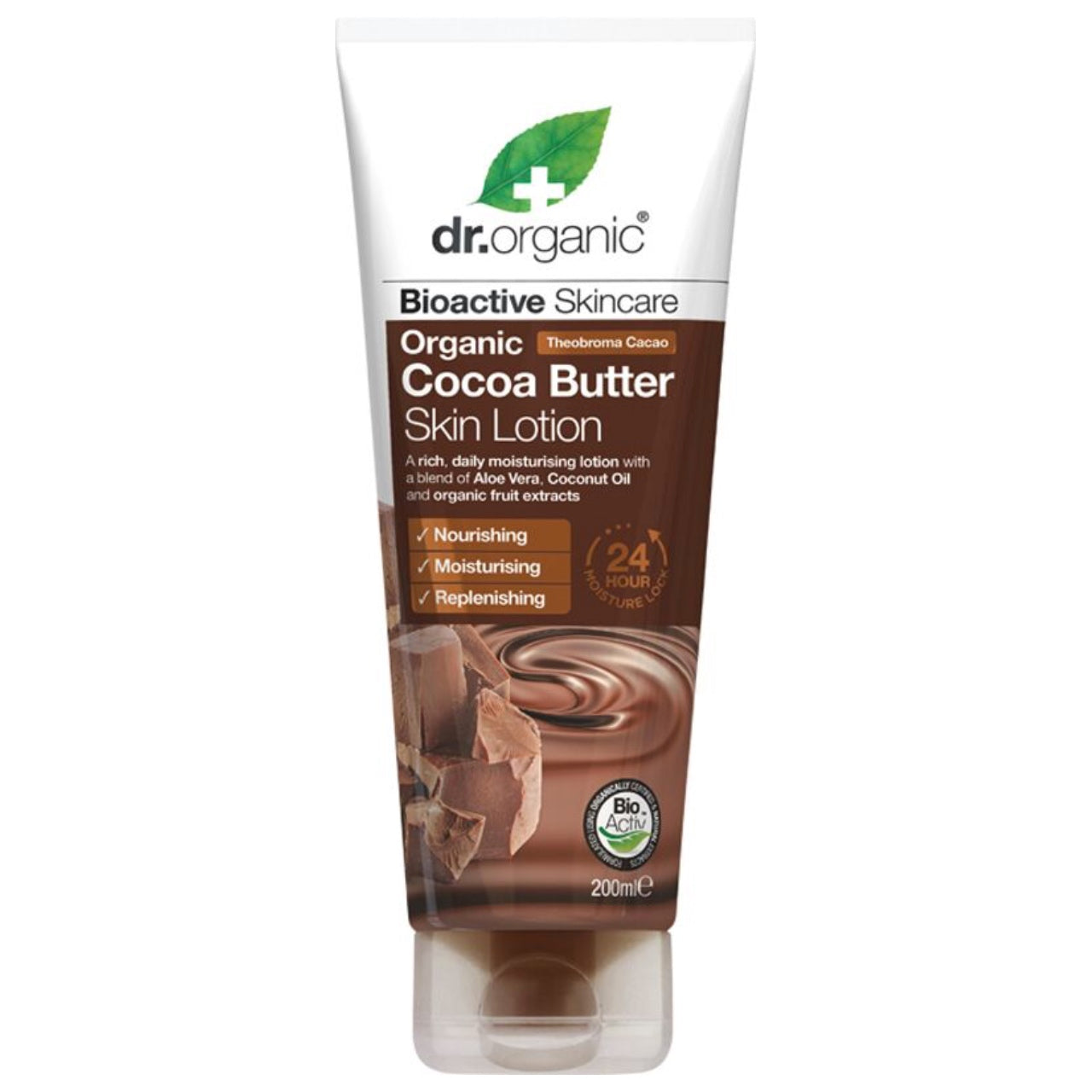 Dr Organic Creamy Body Lotion -Organic Cocoa Butter