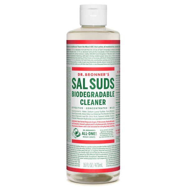 Dr Bronner's Sal Suds