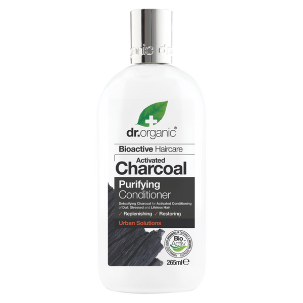 Dr Organic Activated Charcoal Conditioner