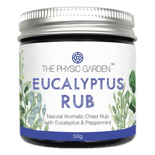 The Physic Garden Eucalyptus Rub