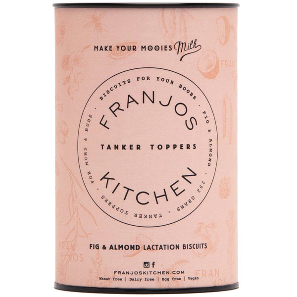 Franjos Kitchen Lactation Cookies -Fig & (Best before: 7th September 2018)
