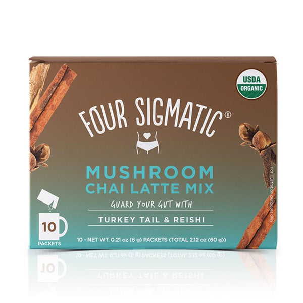 Four Sigmatic Mushroom Chai Latte Mix