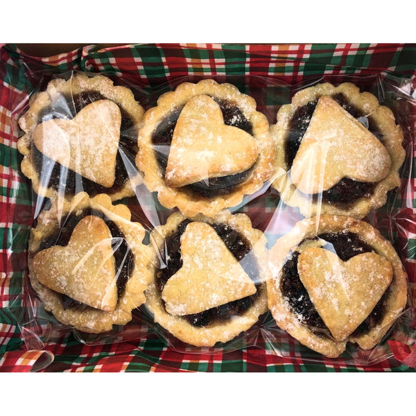 Christmas Fruit Mince Pies -6 pack