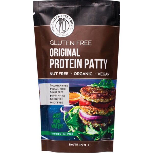 The Gluten Free Food Co Original Protein Patty Mix
