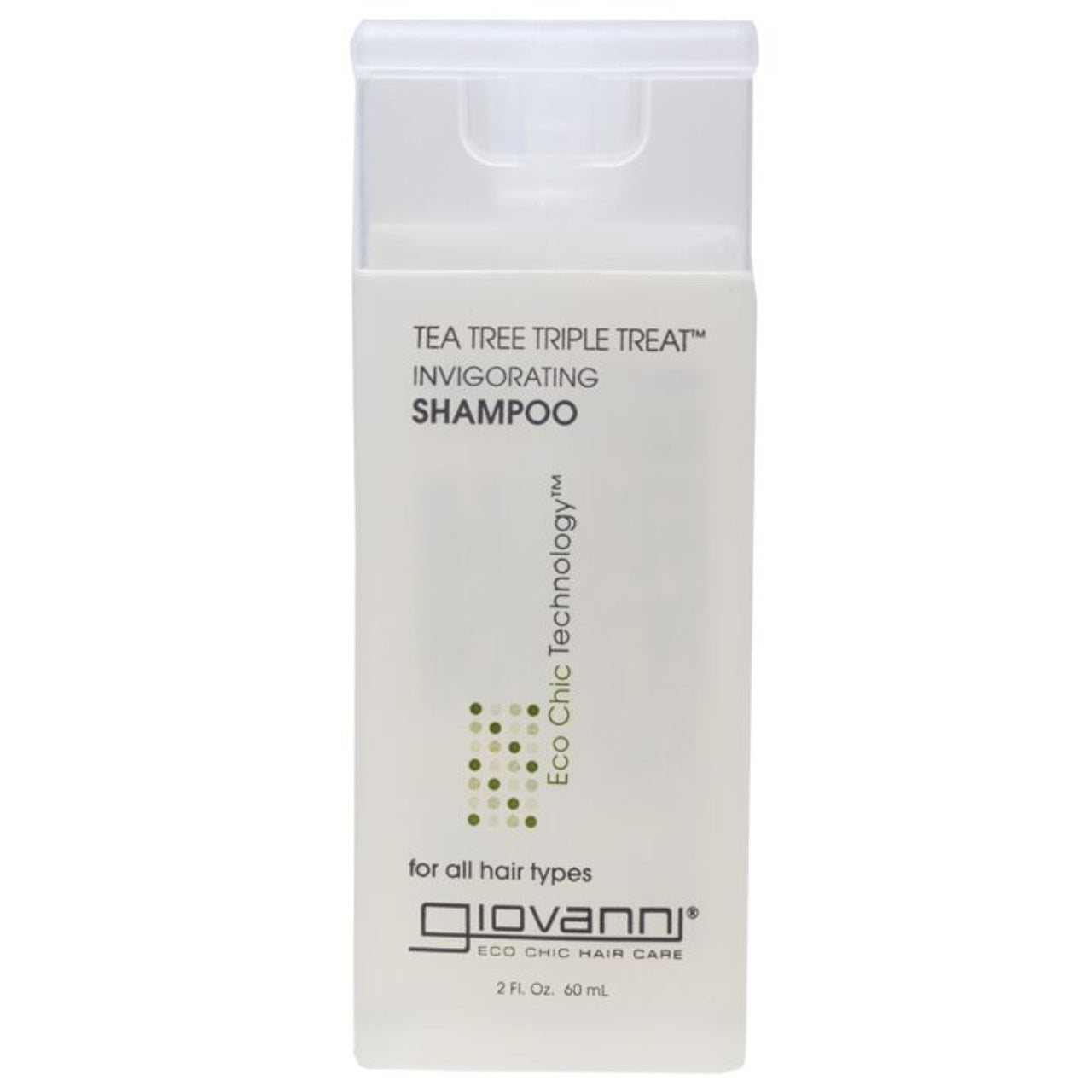 Giovanni Shampoo -Tea Tree Triple Treat
