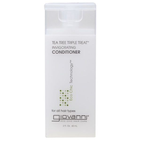 Giovanni Conditioner -Tea Tree Triple Treat
