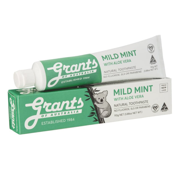 Grants Mild Mint Toothpaste