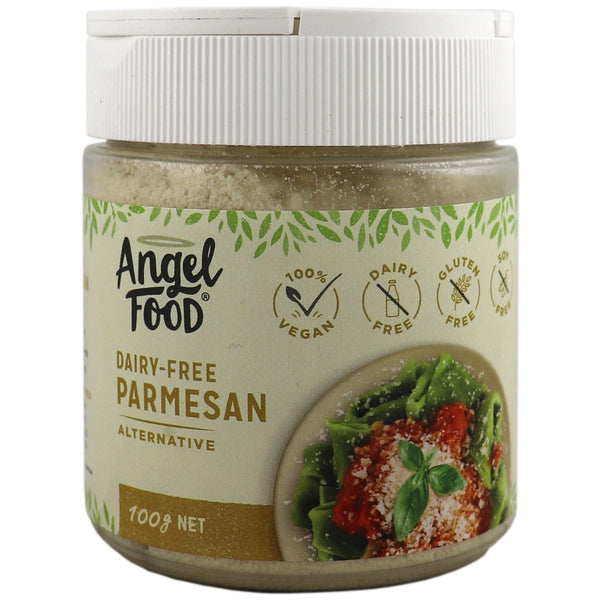 Angel Food Parmesan Replacer