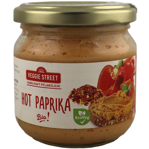 Veggie Street Sunflower - Hot Paprika