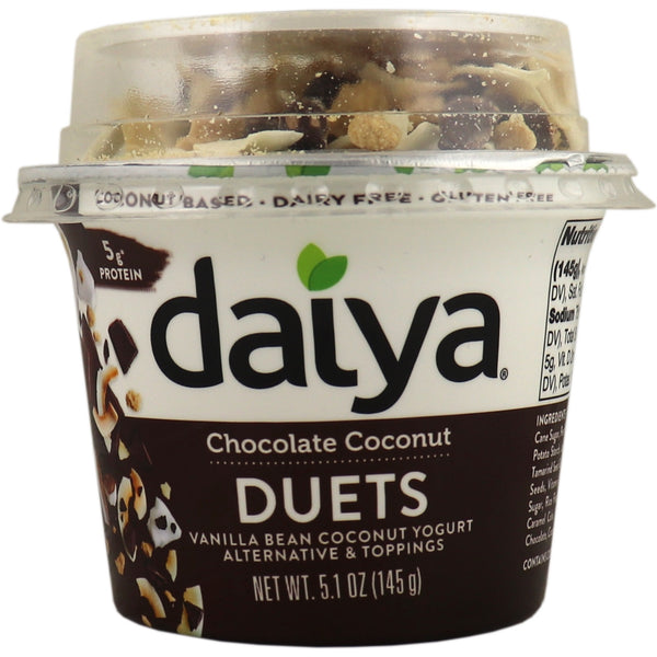 Daiya Duets -Chocolate Coconut