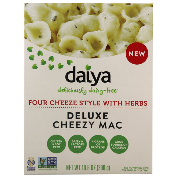 Daiya Cheezy Mac -Four Cheeze with Herbs