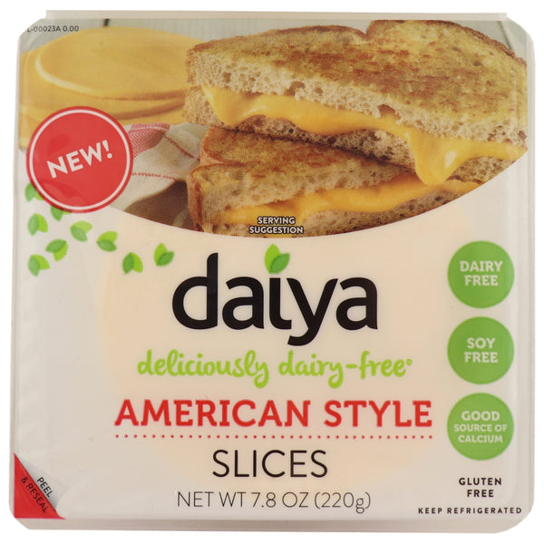 Daiya American Style Slices - Use By: 28th February 2019