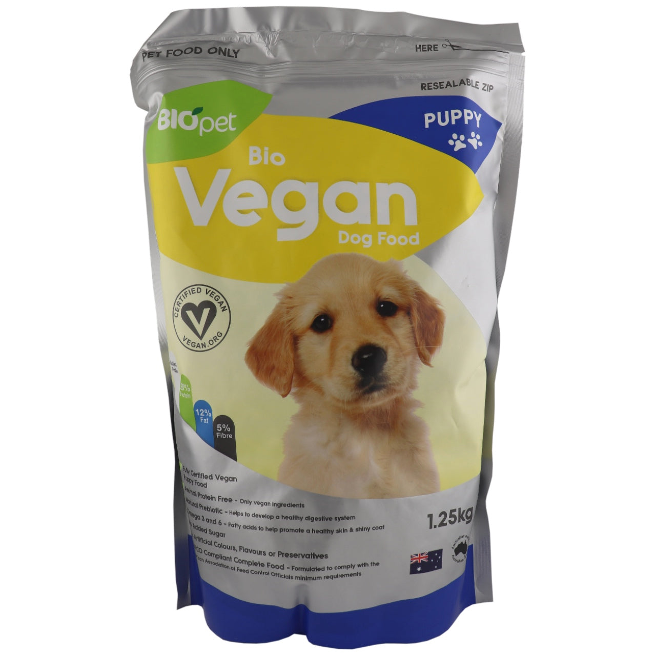 Biopet Vegan Puppy Food