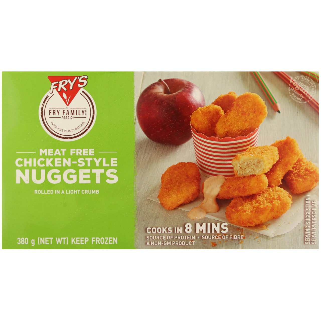 Fry's Chicken Style Nuggets