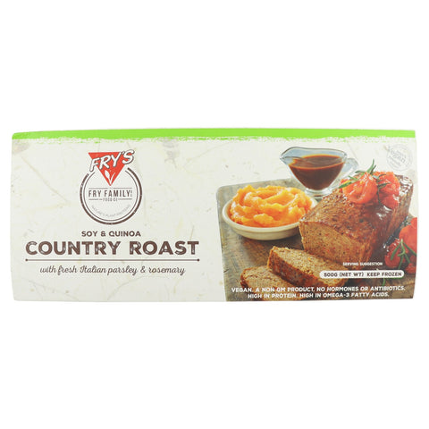 Fry's Country Roast - Best Before 27th December 2018