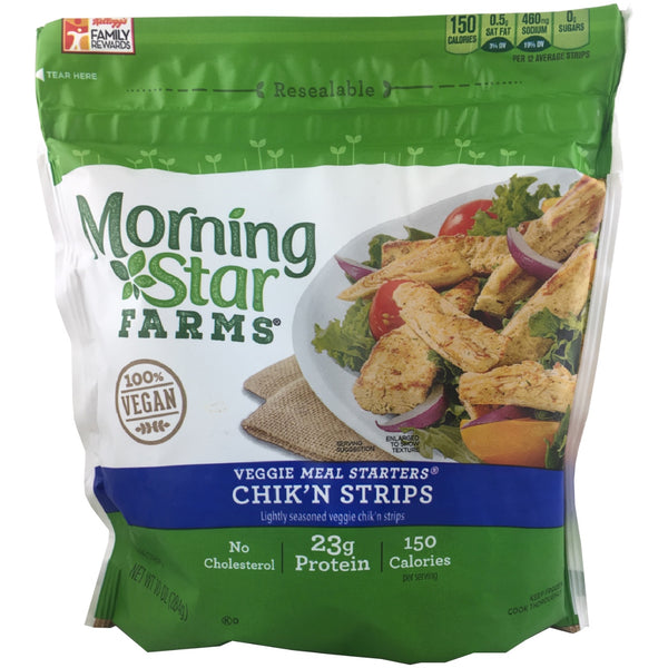Morning Star Chik'n Strips