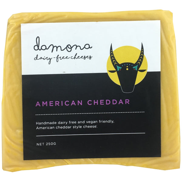 Damona American Style Cheddar Cheese