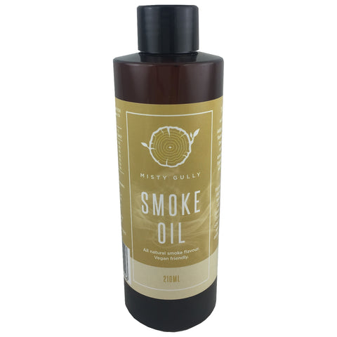 Misty Gully Smoke Oil - Best Before July 2019