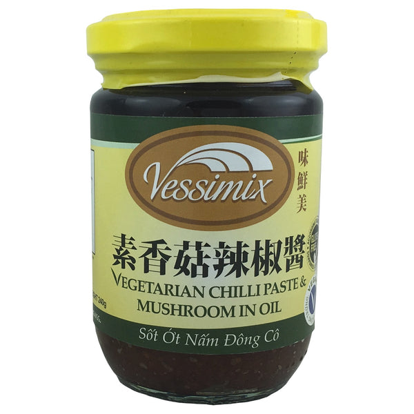 Vessimix Chilli Paste and Mushroom