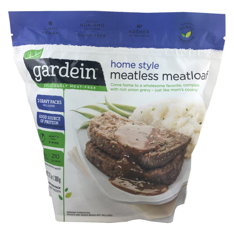 Gardein Meatless Meatloaf - Best Before 23rd October 2018