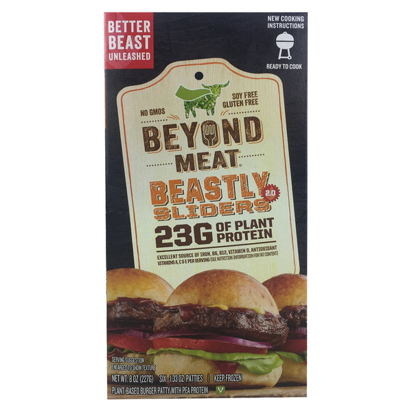 Beyond Meat Beastly Sliders
