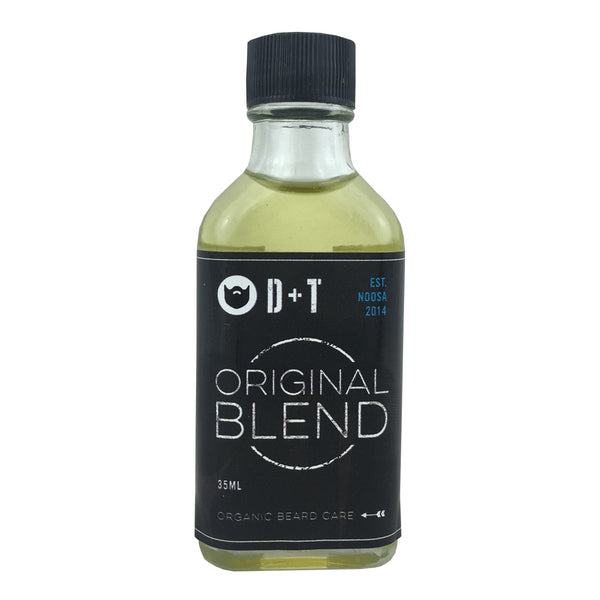D and T Beard Oil -Original