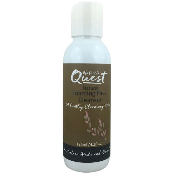 Nature's Quest Foaming  Face Cleanser