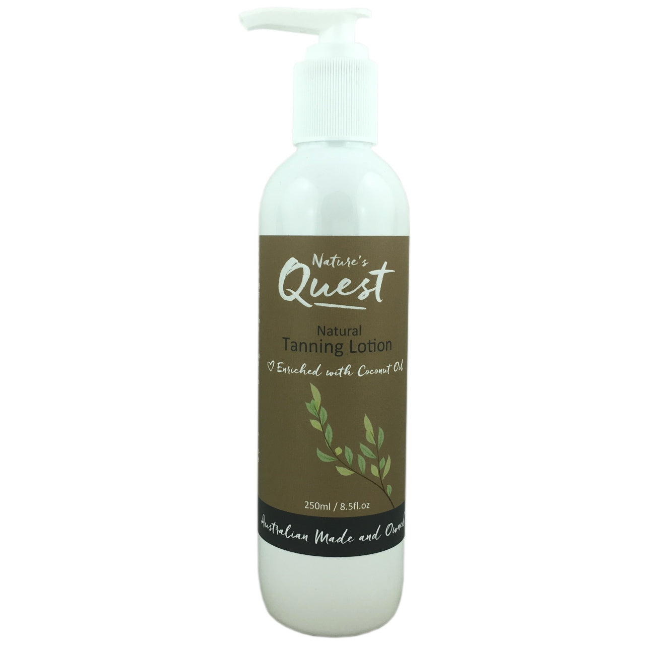 Nature's Quest Tanning Lotion