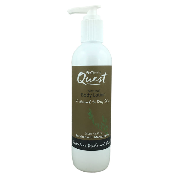 Nature's Quest Body Lotion