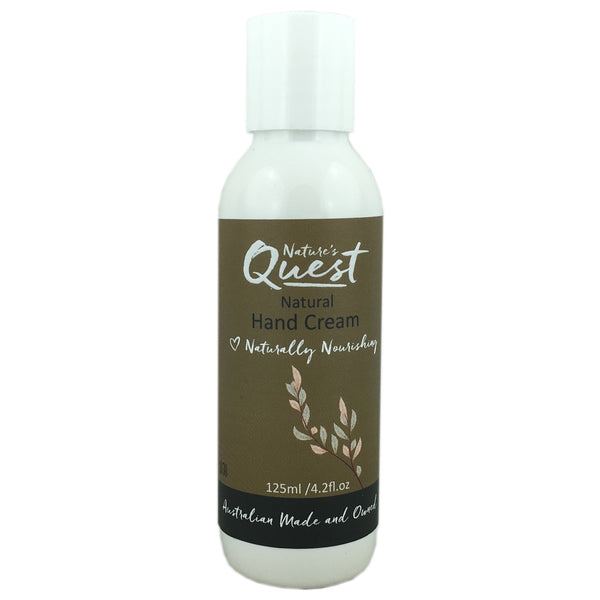 Nature's Quest Hand Cream