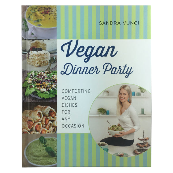 Vegan Dinner Party Book