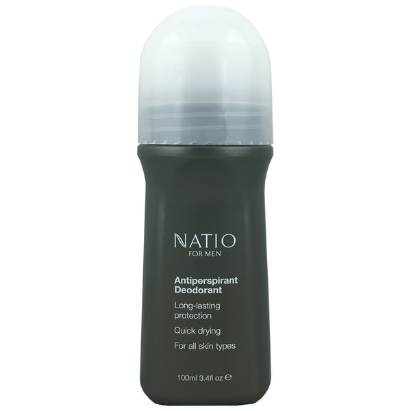 Natio Roll On Antiperspirant Deodorant