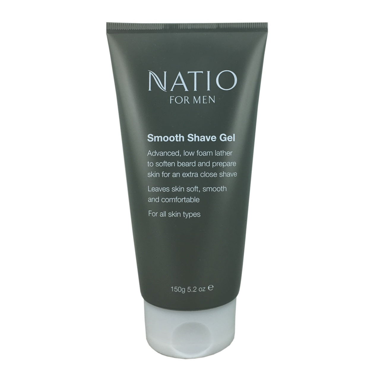 Natio For Men Smooth Shave Gel 150g