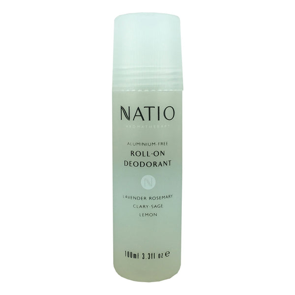 Natio Roll On Deodorant -Aromatherapy