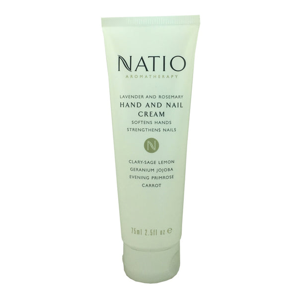 Natio Lavender Rosemary Hand & Nail Cream
