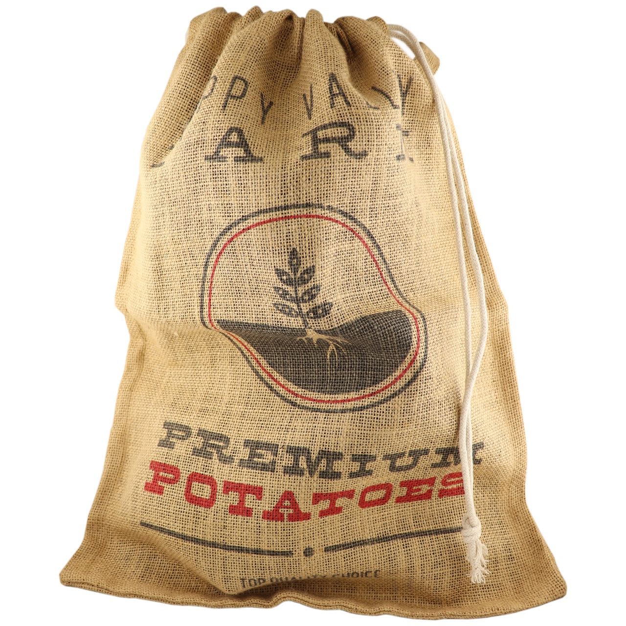 Retro Kitchen Potato Produce Sack