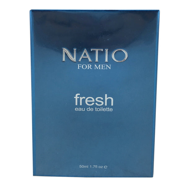 Natio For Men Fresh Eau De Toilette Spray